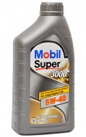 Моторное масло Mobil Super 3000 X1 5W-40, 1 л
