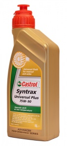 Castrol Syntrax Universal 75W90 синт.трансм. масло 1 л