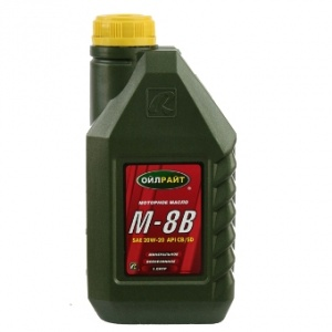 OIL RIGHT Масло мот. М8В  1 л
