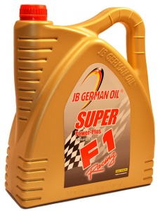Моторное масло JB GERMAN OIL Super F1 Plus Racing 10W-60, 4 л
